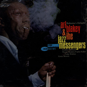 ART BLAKEY & THE JAZZ MESSENGERS - Buhaina's delight - 33T