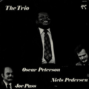 OSCAR PETERSON TRIO, THE - The Trio - 33T