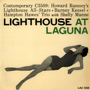 HOWARD RUMSEY'S LIGHTHOUSE ALL-STARS / BARNEY KESS - Lighthouse At Laguna - 33T