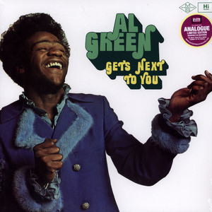 AL GREEN - Gets Next To You - LP
