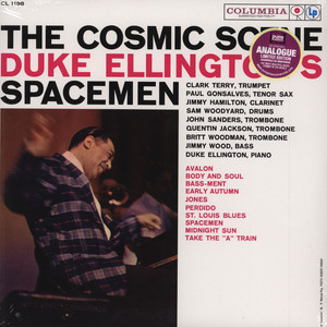 DUKE ELLINGTON'S SPACEMEN - The Cosmic Scene - 33T