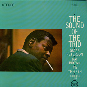 OSCAR PETERSON TRIO, THE - The Sound Of The Trio - 33T