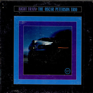 OSCAR PETERSON TRIO, THE - Night Train - 33T