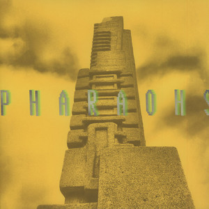 PHARAOHS - Replicant Moods - LP