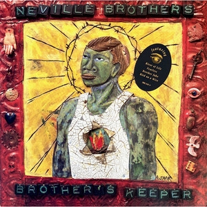 NEVILLE BROTHERS, THE - Brother's Keeper - LP