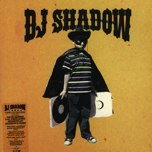 DJ SHADOW - The Outsider - 33T x 2