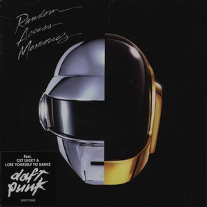 DAFT PUNK - Random Access Memories - CD