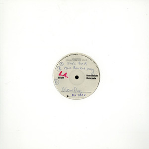 BLOWFLY - She's Bad / More Than One Pussy - 12 inch x 1