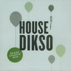 V.A. - House Of Dikso - 12 inch x 1