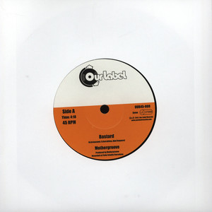 MOTHERGROOVE - Bastard / The Jam - 7inch x 1