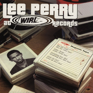 LEE PERRY - At Wirl Records - LP