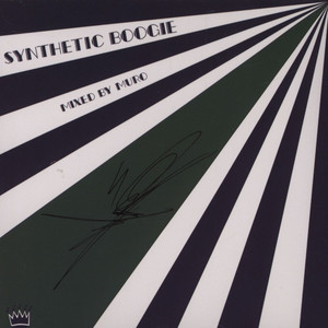 DJ MURO - Synthetic Boogie - CD