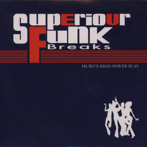 DJ MURO - Superiour Funk Breaks - CD