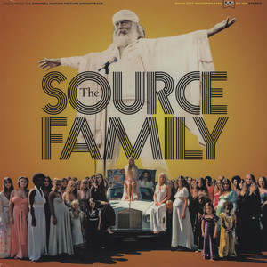 FATHER YOD & THE SOURCE FAMILY - OST The Source Family - LP