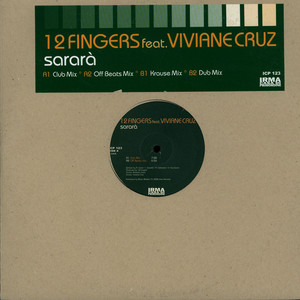 12 FINGERS - Sarar feat. Viviane Cruz - 12 inch x 1