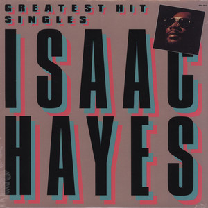 ISAAC HAYES - Greatest Hit Singles - LP
