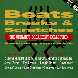 SIMON HARRIS - Beats, Breaks & Scratches Volume 7 - 33T
