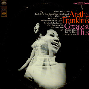 ARETHA FRANKLIN - Aretha Franklin's Greatest Hits - 33T