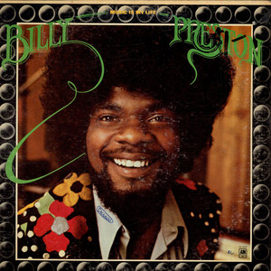 Billy Preston Music Is My Life LP