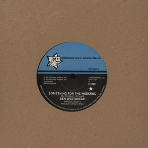 BEN WESTBEECH - Something For The Weekend - 7inch x 1