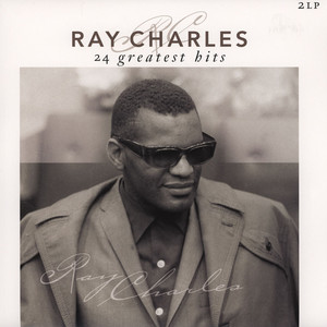 RAY CHARLES - 24 Greatest Hits - LP x 2