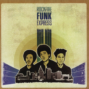 ROCKFIRE FUNK EXPRESS - People Save the World - 7inch x 1