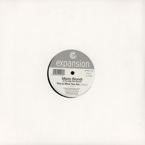 MARIO BIONDI - This Is What You Are - 12 inch x 1