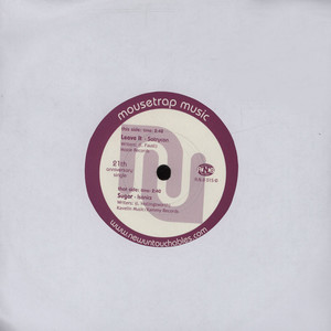 ISONICS / SATRYCON - Sugar / Leave It - 7inch x 1