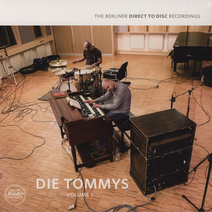TOMMYS, DIE - Volume 1 - LP