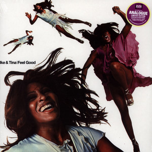 IKE & TINA TURNER - Feel Good - LP