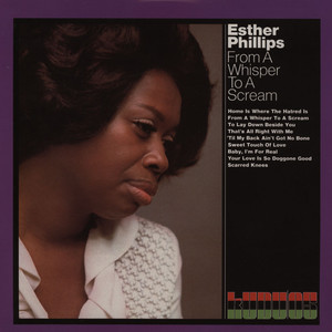 ESTHER PHILLIPS - From A Whisper To A Scream - LP