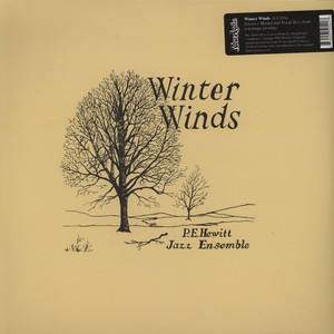 P.E. HEWITT JAZZ ENSEMBLE - Winter Winds - LP