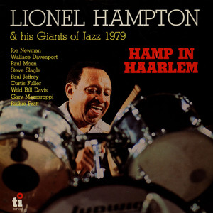 LIONEL HAMPTON & HIS GIANTS OF JAZZ - Hamp In Haarlem - 33T