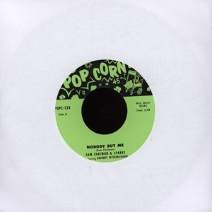 SAM CHATMON / DONNA DEE - Nobody But Me / Nobody's Gonna Hurt You - 7inch x 1