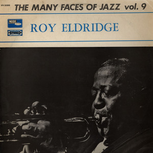 ROY ELDRIDGE - The Many Facets of Jazz Vol. 9 - LP
