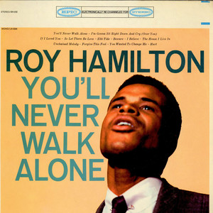 ROY HAMILTON - You'll Never Walk Alone - LP