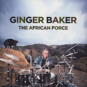GINGER BAKER - The African Force - LP