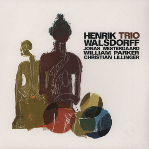 HENRIK WALSDORFF TRIO - new York / Berlin - LP