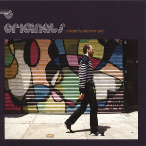 ALEX FROM TOKYO - Originals Volume 10 - CD