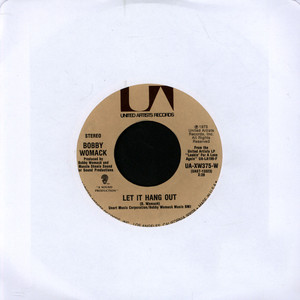 BOBBY WOMACK - Lookin' For A Love - 7inch x 1