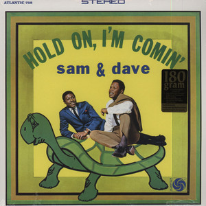 SAM & DAVE - Hold On, I'm Comin' - LP