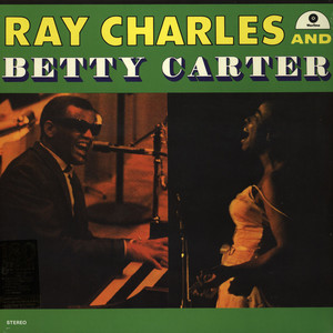 BETTY CHARLES - Ray Charles & Betty Carter - LP