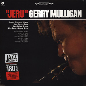 GERRY MULLIGAN - Jeru - LP
