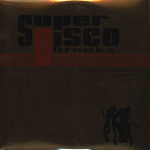 DJ MURO - Super Disco Breaks Lessons 7 & 8 - CD x 2