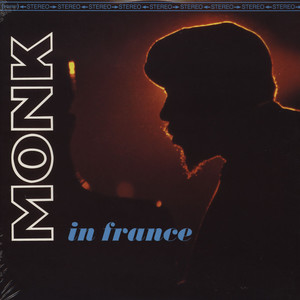 THELONIOUS MONK - Monk In France - LP