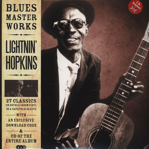 LIGHTNIN' HOPKINS - Blues Master Works - LP x 2