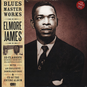 ELMORE JAMES - Blues Master Works - LP x 2