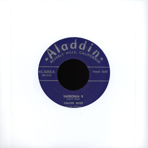 SONNY KNIGHT / CALVIN BOZE - But Officer / Safronia B - 7inch x 1
