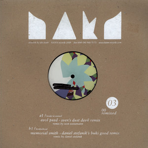 V.A. - 00 Remixed - 12 inch x 1