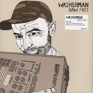 WASHERMAN - Raw Poet - LP